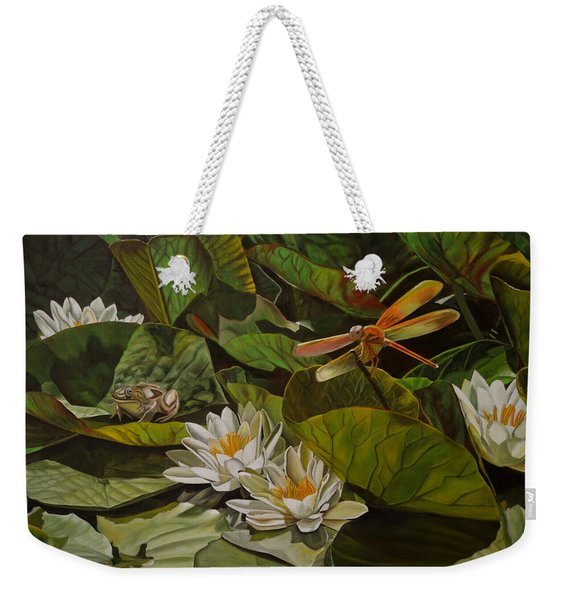 The Morning Symphony Weekender Tote Bag