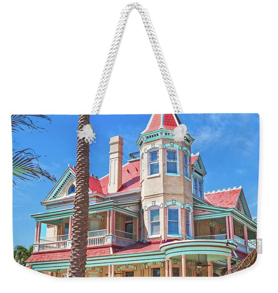 The Most Beautiful Southern Most House  Weekender Tote Bag