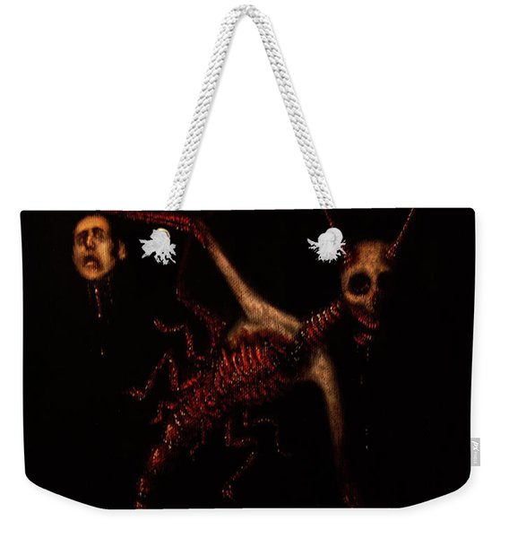 The Murder Bug - Artwork Weekender Tote Bag