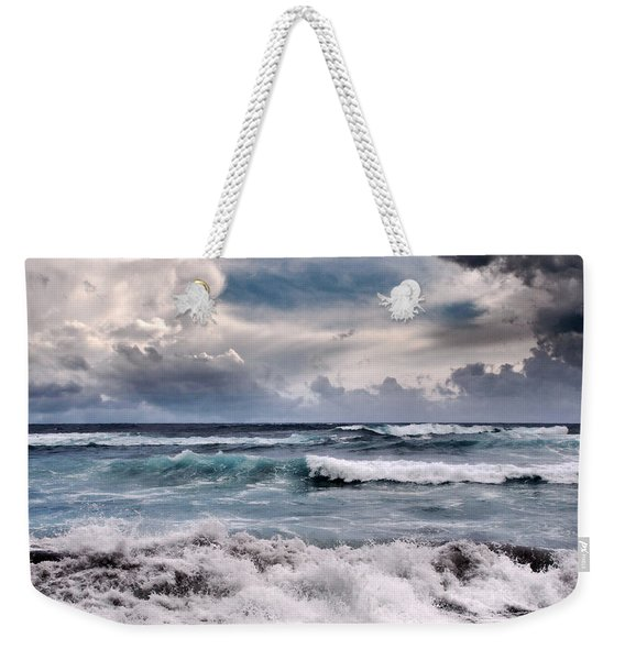 The Music Of Light Weekender Tote Bag