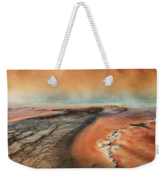 The Mysterious Force Weekender Tote Bag