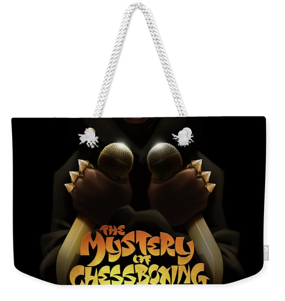 The Mystery Of Chessboxing Weekender Tote Bag