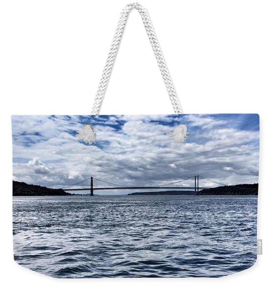 The Narrows Bridge  1 Weekender Tote Bag