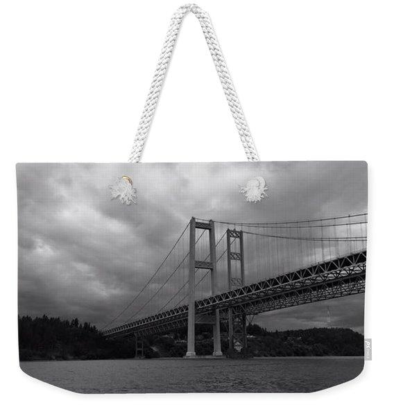 The Narrows Bridge Weekender Tote Bag