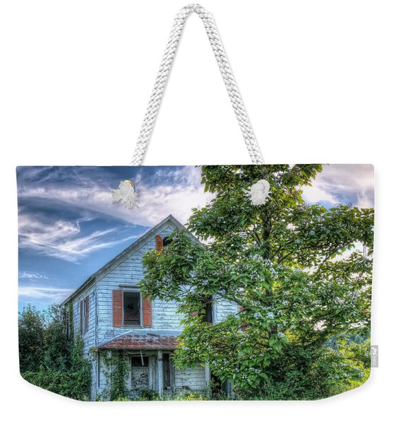 The Nathaniel White Farm House Weekender Tote Bag