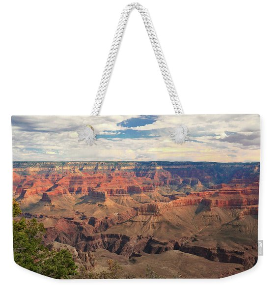 The Natives Holy Site Weekender Tote Bag