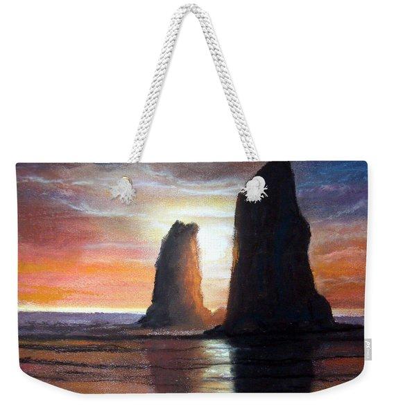 The Needles Weekender Tote Bag