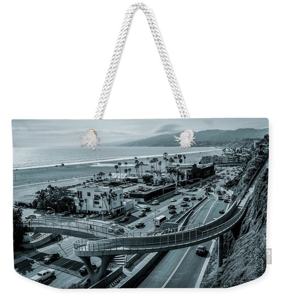 The New P C H Overpass Weekender Tote Bag