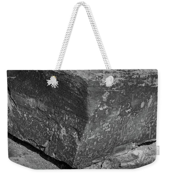 The News Weekender Tote Bag