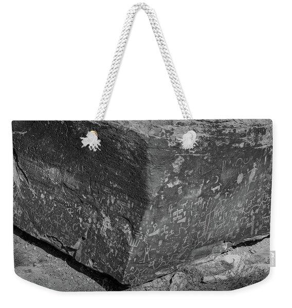 The News Weekender Tote Bag