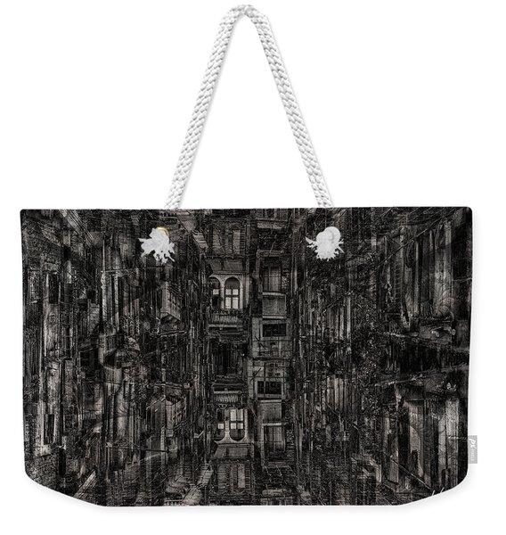 The Nightmare Weekender Tote Bag