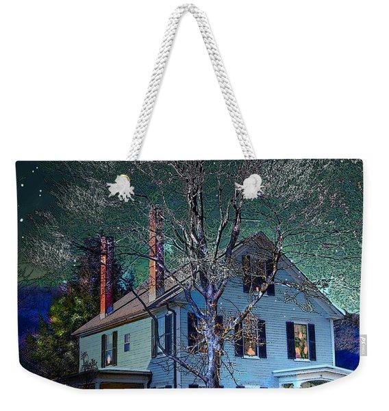 The Noble House Weekender Tote Bag