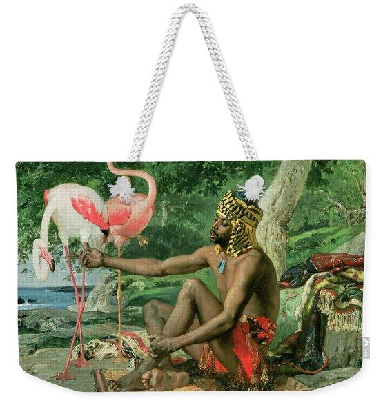 The Nubian Weekender Tote Bag