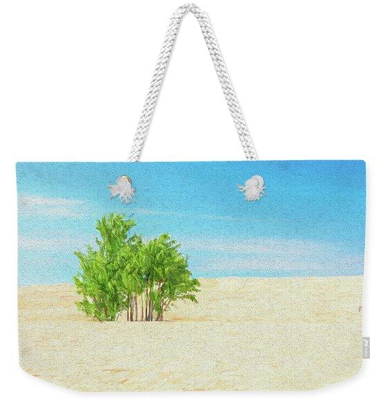 The Oasis Weekender Tote Bag