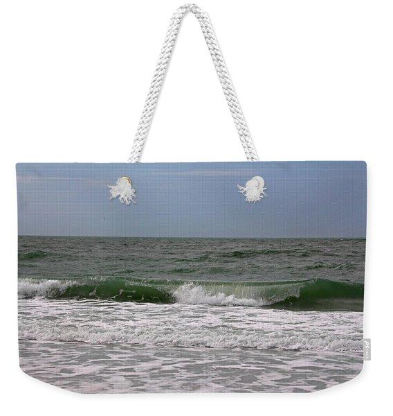 The Ocean In Motion Weekender Tote Bag