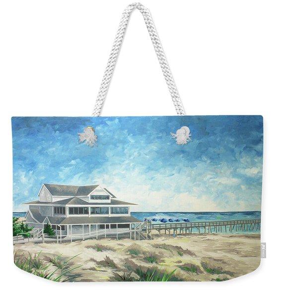 The Oceanic Weekender Tote Bag