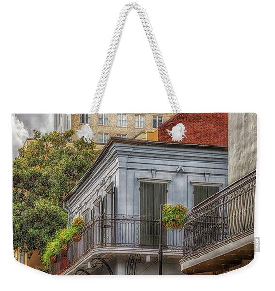 The Old Absinthe House Weekender Tote Bag