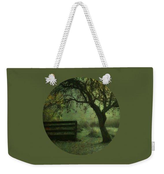 The Old Apple Tree Weekender Tote Bag