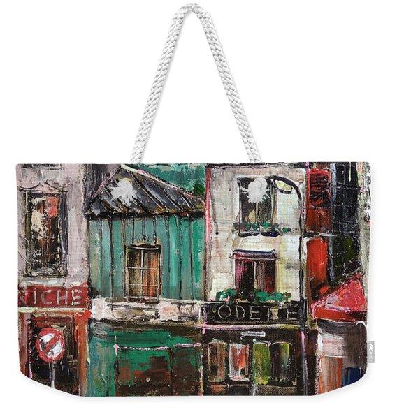 The Old District II Weekender Tote Bag
