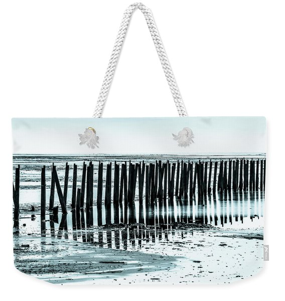 The Old Docks Weekender Tote Bag