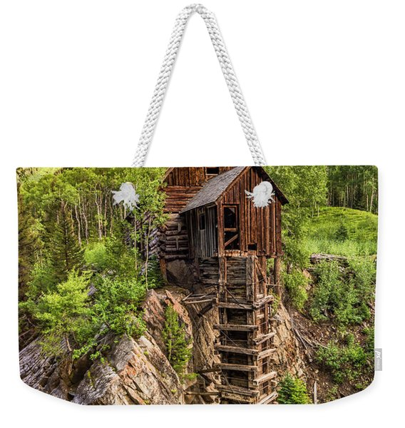 The Old Mill Weekender Tote Bag