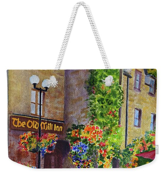 The Old Mill Inn Weekender Tote Bag