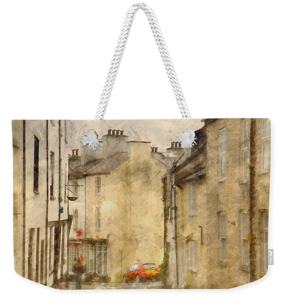 The Old Part Of Town Weekender Tote Bag