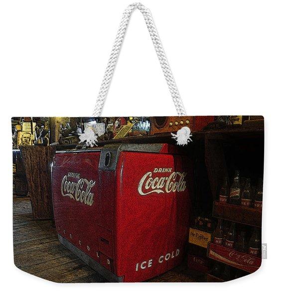 The Old Store Weekender Tote Bag