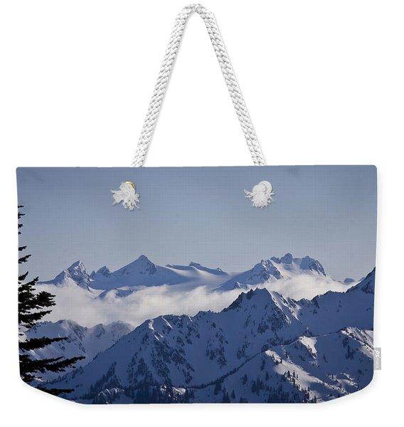 The Olympics Weekender Tote Bag