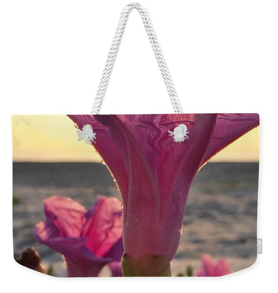 The Opening Weekender Tote Bag
