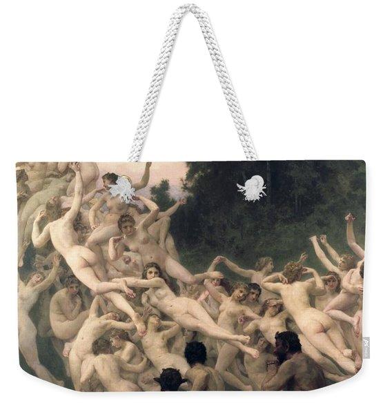 The Oreads Weekender Tote Bag