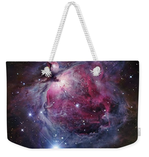 The Orion Nebula Weekender Tote Bag