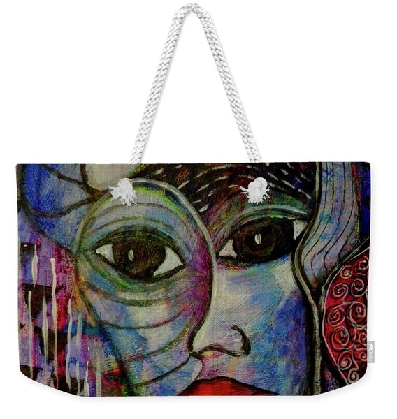 The Other Weekender Tote Bag