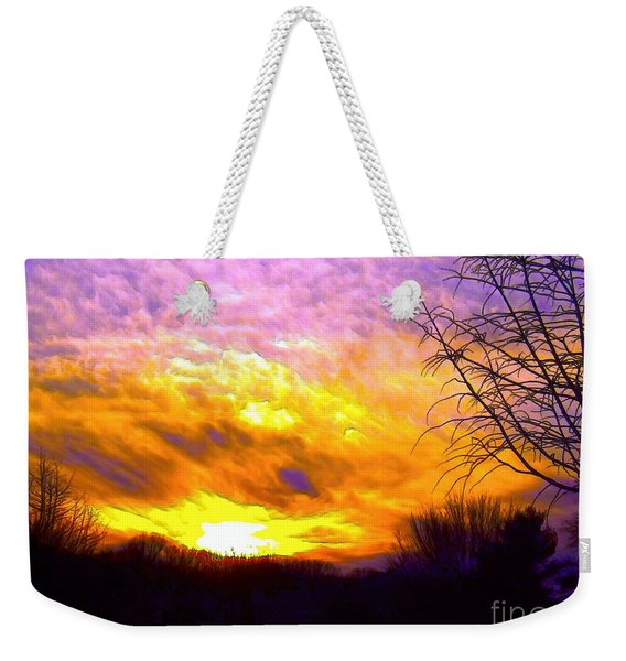 The Other Side Of The Rainbow Weekender Tote Bag