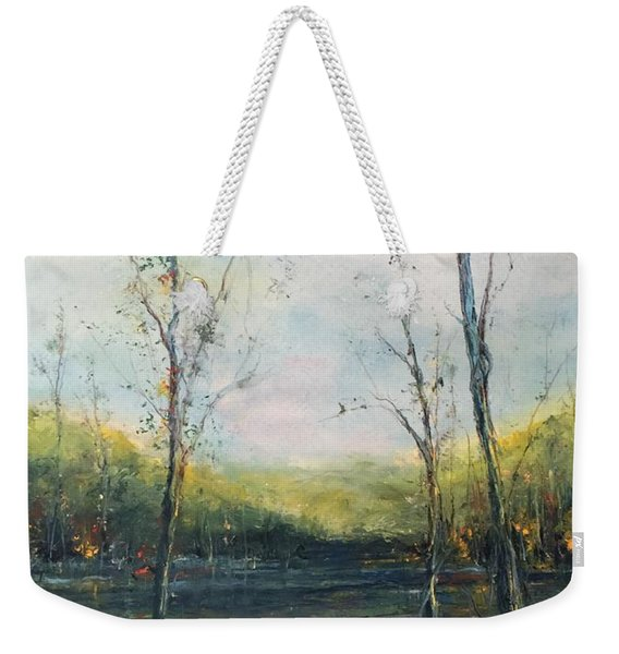 The Ouachita Weekender Tote Bag