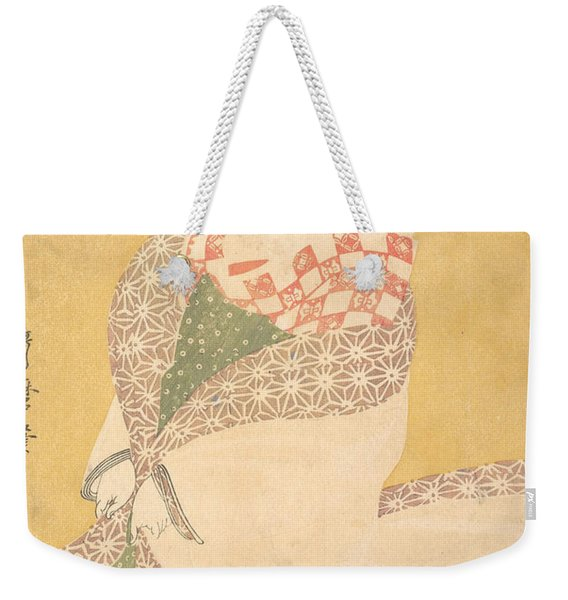 The Outer Robe Weekender Tote Bag