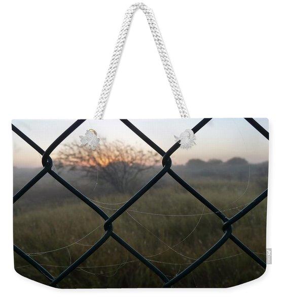 The Outlander Weekender Tote Bag