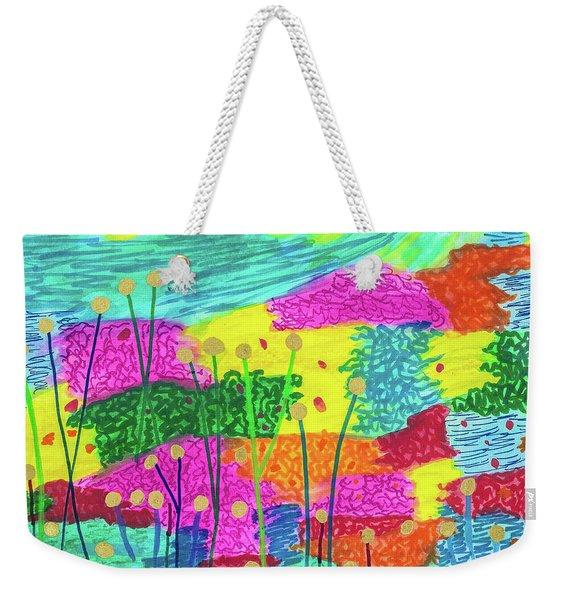 The Painted Desert Redux Weekender Tote Bag