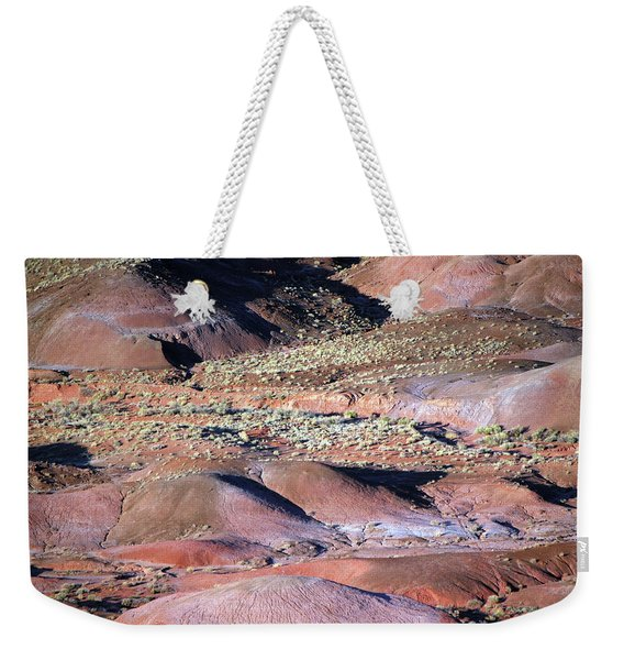The Painted Desert Weekender Tote Bag