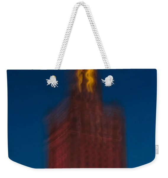The Palace Of Culture And Science Weekender Tote Bag