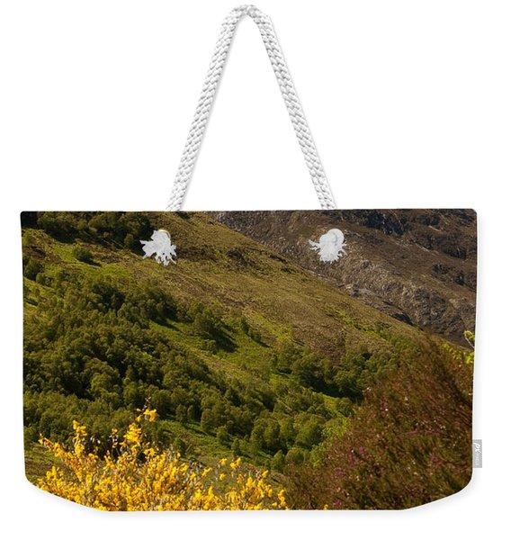 The Pap Of Glencoe Weekender Tote Bag