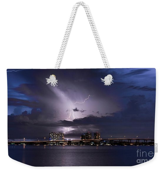 The Paradise Life Weekender Tote Bag