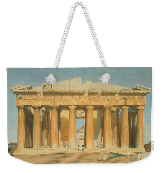 The Parthenon Weekender Tote Bag