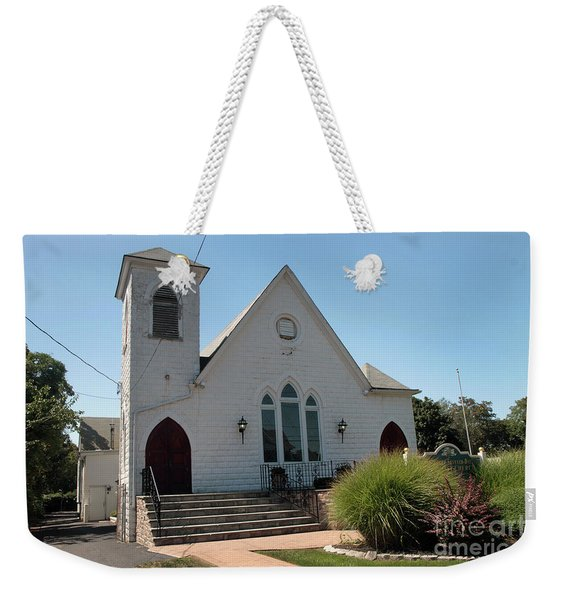 The Patchogue Seventh Day Adventist Church Weekender Tote Bag