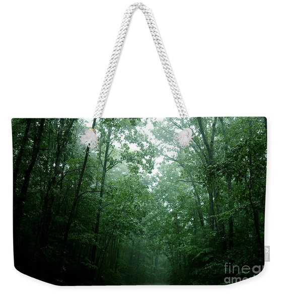 The Path Ahead Weekender Tote Bag