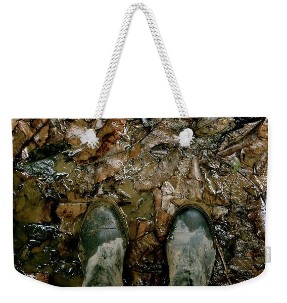 The Path Into The Amazon Weekender Tote Bag