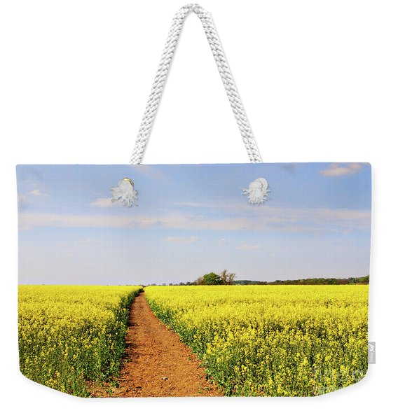 The Path To Bosworth Field Weekender Tote Bag