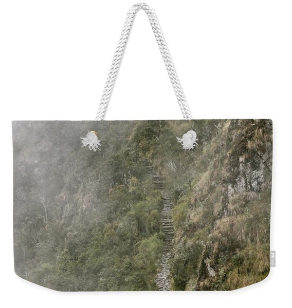 The Path To Self-discovery Weekender Tote Bag