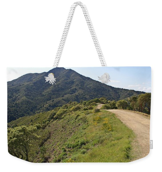 The Path To Tamalpais Weekender Tote Bag
