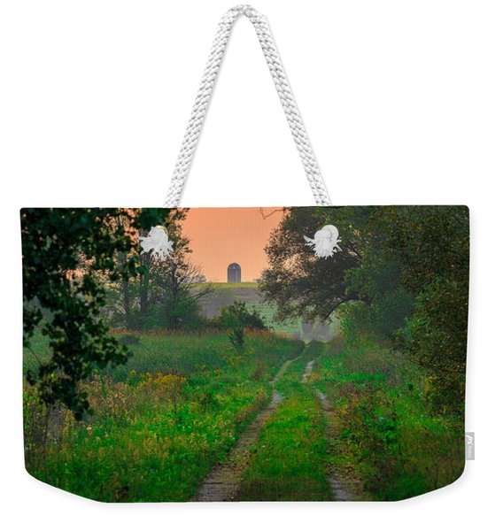 The Path We Follow Weekender Tote Bag